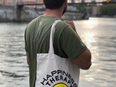 Happiness Therapy Totebag photo