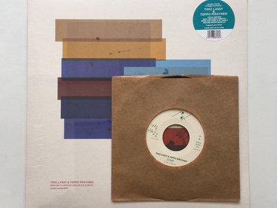 """Bundle: Timo Lassy & Teppo Mäkynen LP + 7"""" single main photo"""