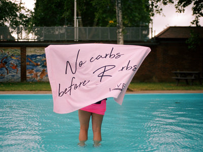 Ransom Note x Love International Beach Towel main photo