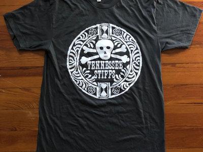 Gray American Apparel 50/50 T-Shirt main photo