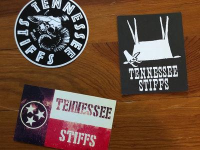 Custom Stiff Stickers - 3 pack main photo