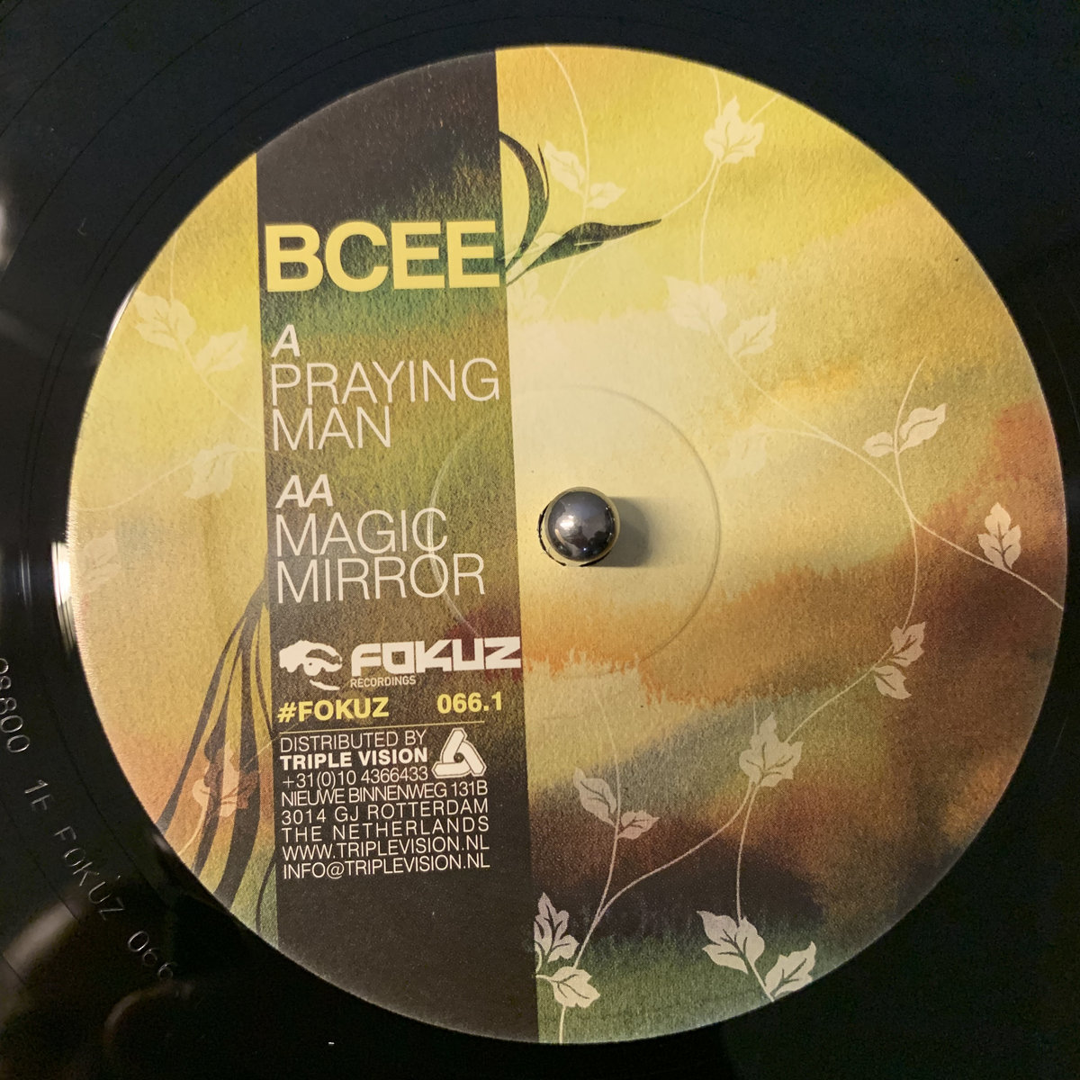Praying Man / Magic Mirror | BCee