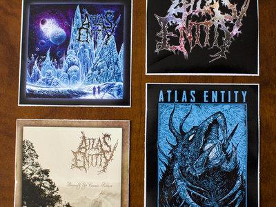 Atlas Entity Sticker Pack main photo