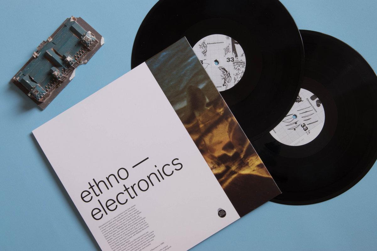 Ethnoelectronics | black sweat records
