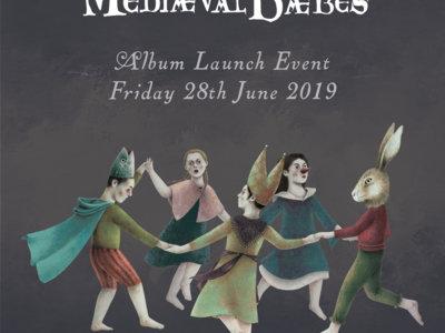 Album Launch Event, Friday June 28th, London main photo