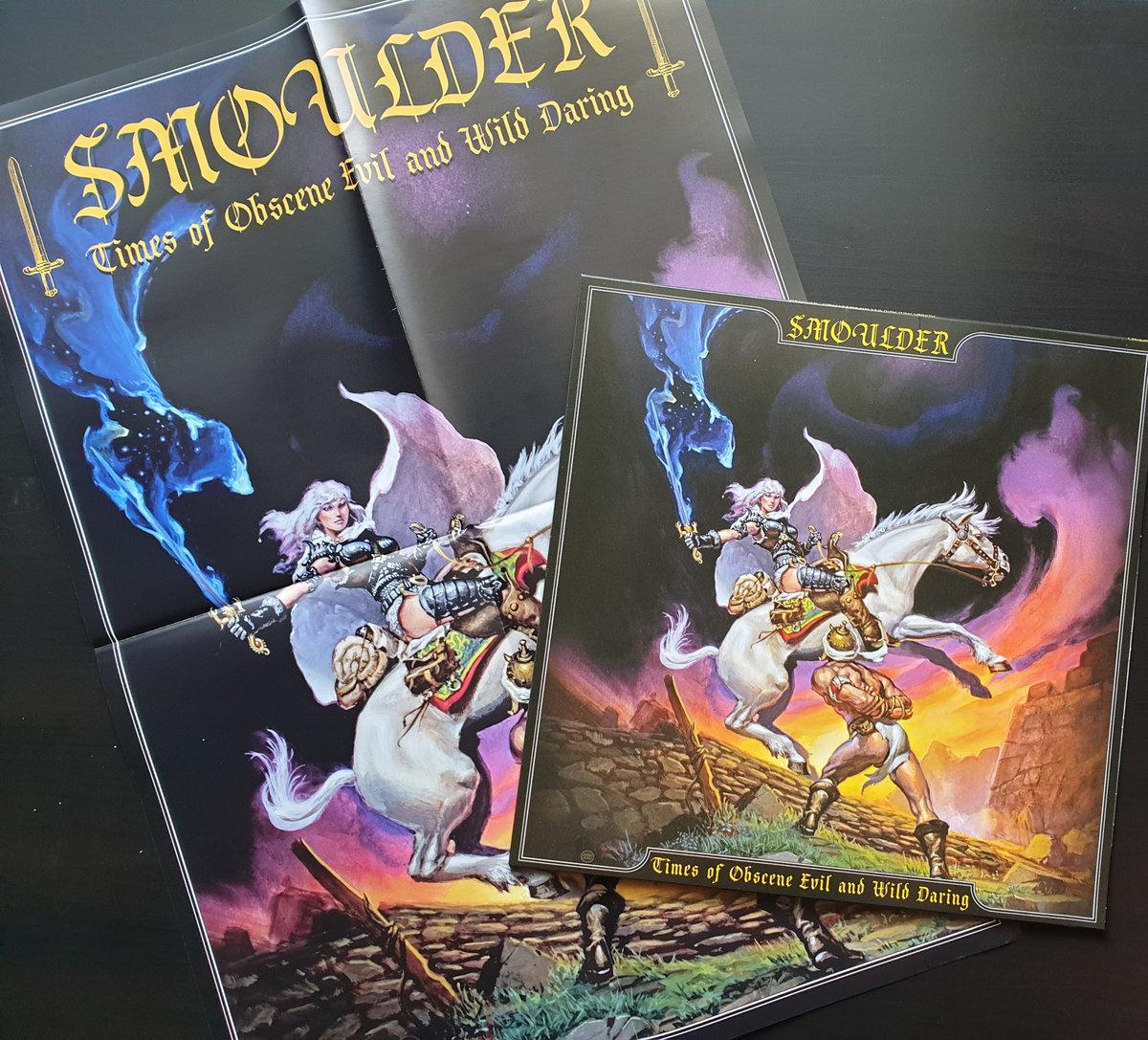Smoulder