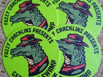 Set of 4 Cracklins Coasters of Fate with FREE Inscription + Digital Album main photo