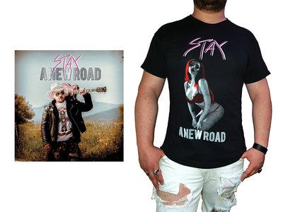 """""""A New Road"""" Album + T-Shirt // Bundle main photo"""