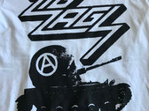 """Branca Studio Anarcho-Tank Design T-shirt"" photo"
