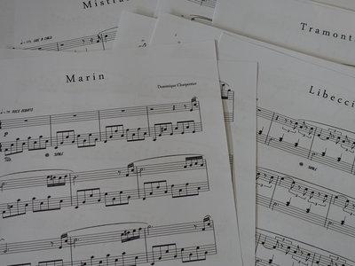 """Lou Vènt"" Piano Sheets main photo"