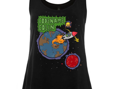 Escape From Everything Ladies Vest Top main photo