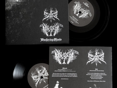 "Moloch / Sad ""Wandering Ghosts"" 7"" split main photo"