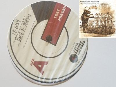 "SIGNED TEST PRESSING - Women Sing Williams (12"" Vinyl) main photo"