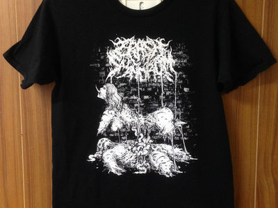 """Disgorging Septic Masses"" T-shirt main photo"