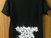 """Disgorging Septic Masses"" T-shirt photo"