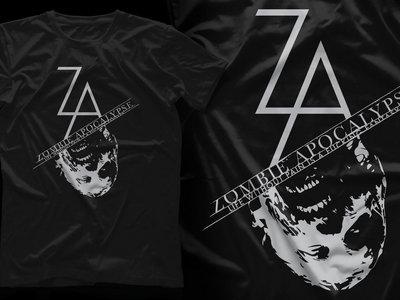 Zombie Apocalypse ZA Logo Shirt main photo