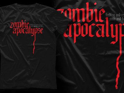 Zombie Apocalypse Logo Shirt main photo