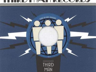 """Live at Third Man Records 7"""" main photo"""