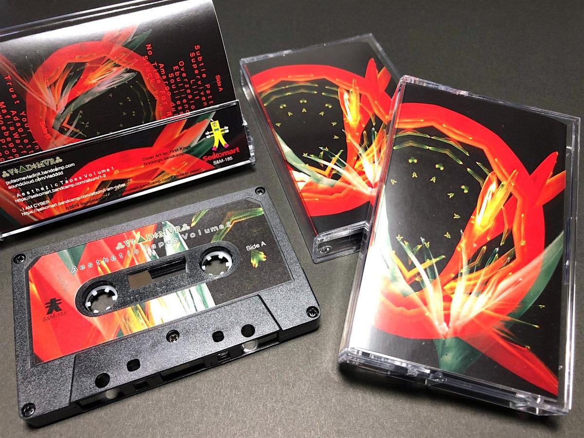 Aesthetic Tapes Volume 2   Seikomart