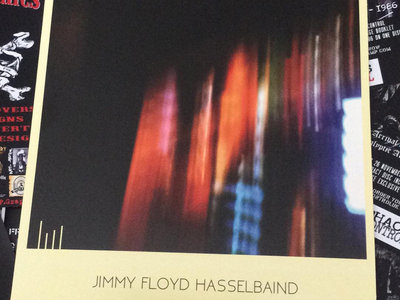 "Jimmy Floyd Hasselbaind 7"" EP main photo"