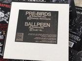 "Pre-Birds/Ballpeen - split 7"" EP photo"