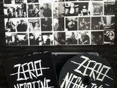 Zero Negative - Zero Negative CD EP photo