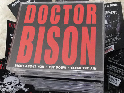 Doctor Bison - CD main photo