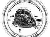"""Sticker: """"Isles of Shoals - Official Seal"""" photo"""