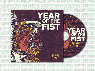 """Year Of The Fist """"Revive Me"""" CD main photo"""