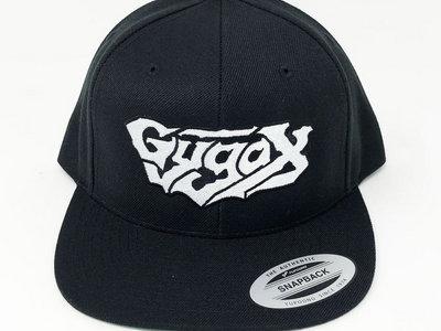 """GYGAX """"Logo"""" Snapback Hat main photo"""