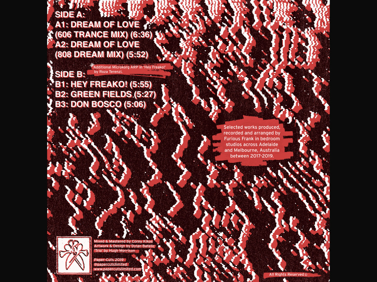 Dream Of Love (606 Trance Mix) | Paper-Cuts