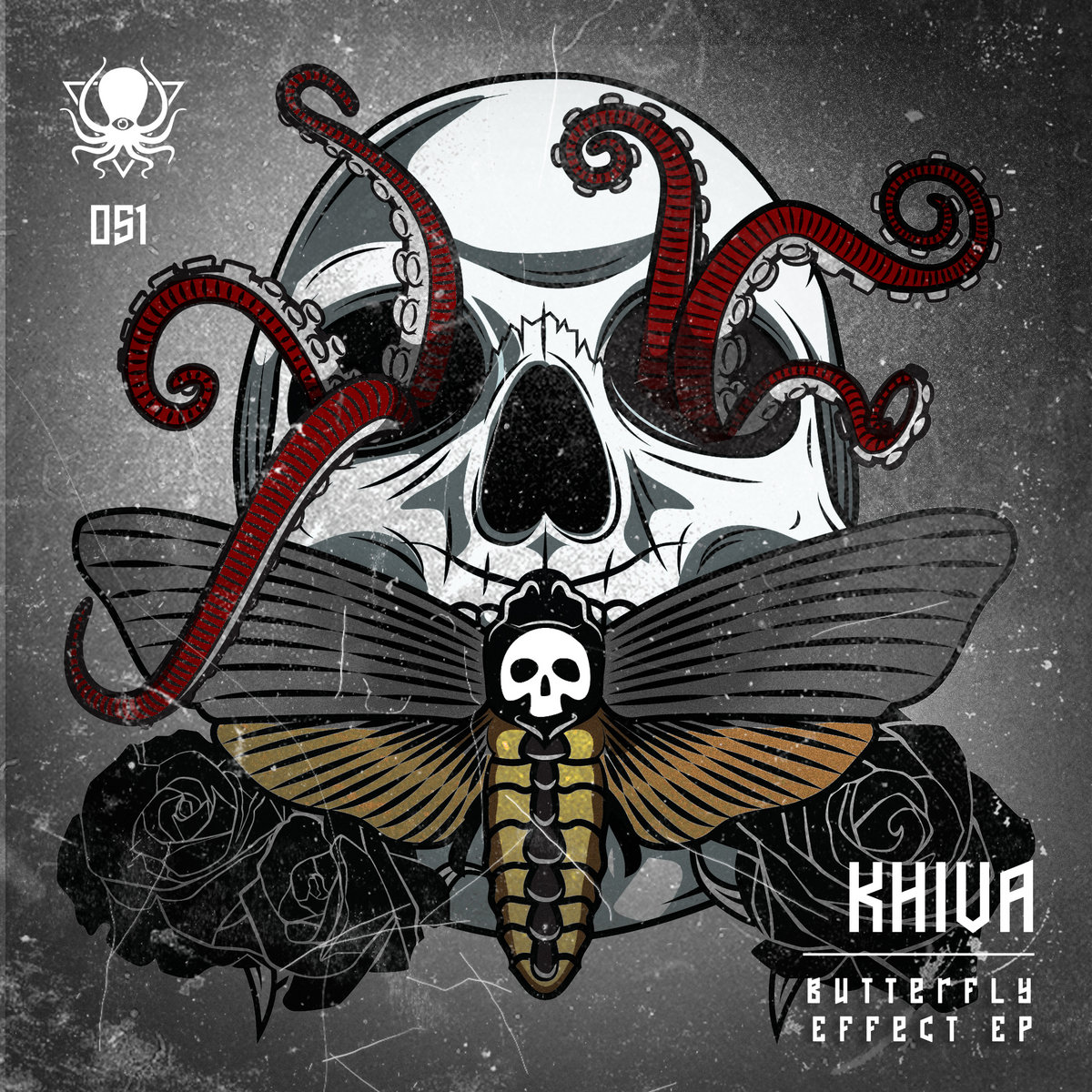 Khiva - Butterfly Effect EP (DDD051) | Deep Dark & Dangerous