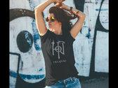 Heofon Seed Logo T-shirt & Album photo