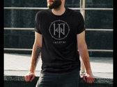 Heofon Script Logo T-shirt & Album photo