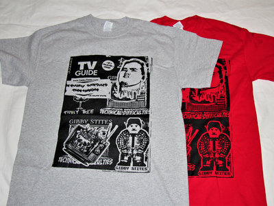"TV Guide ""Channel Surfing"" T-Shirt main photo"