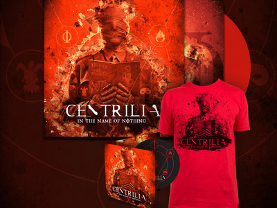 In The Name Of Nothing - Ltd Edition Vinyl + CD + T Shirt main photo