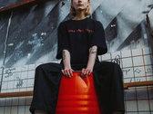 Limited 'музыка дело чести' (music is a matter of honor) t-shirt photo