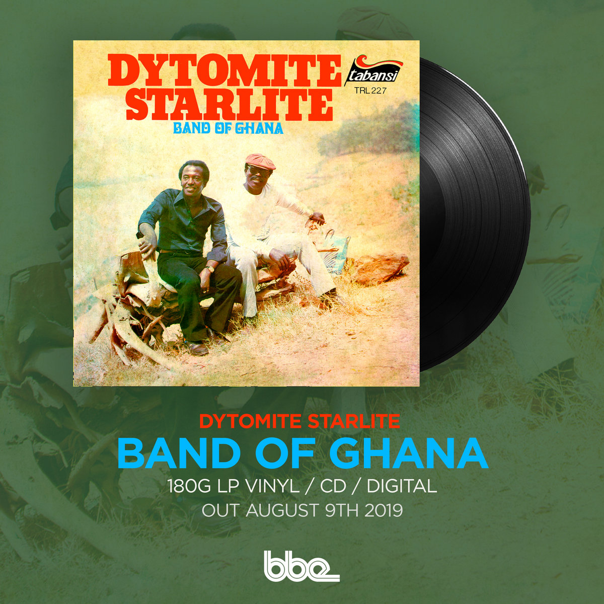 Dytomite Starlite Band of Ghana | BBE