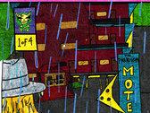 DEATH CAT Comics Issue #7 Chunky/Paradigm Motel photo