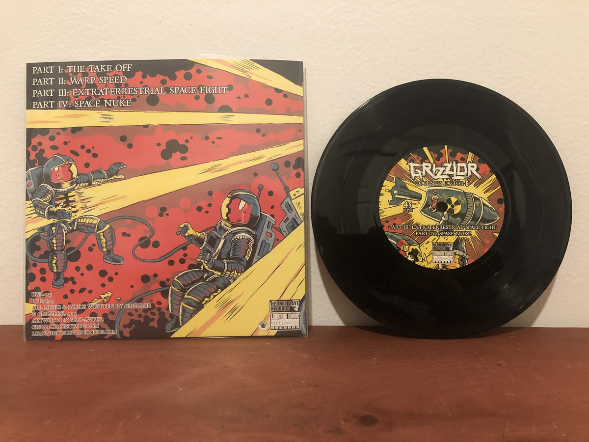 SPACE NUKE | Hermit Cave Records