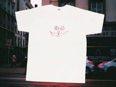G10 Come-up Cat Tee White main photo
