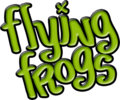 Flying Frogs image