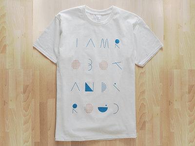 Lucky Static T-Shirt (white) main photo