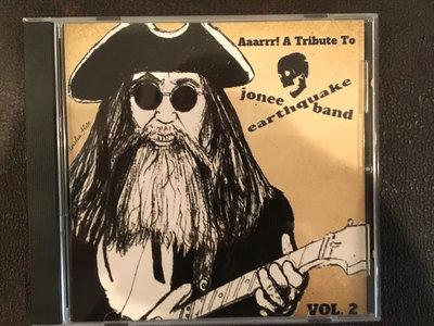 Aaarrr! A Tribute To Jonee Earthquake Band Vol. 2 CD main photo