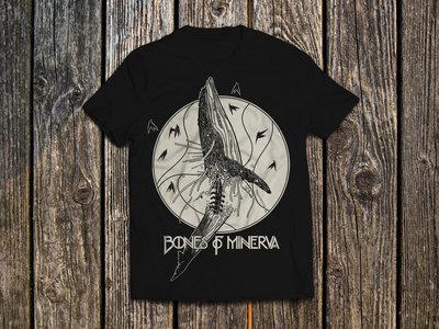 'Whale' BLACK T-Shirt main photo
