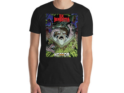 Ex Dementia - In The Chapters Of Horror T-Shirt main photo