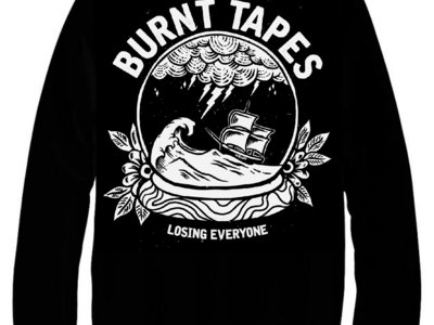 Burnt Tapes Sweater main photo