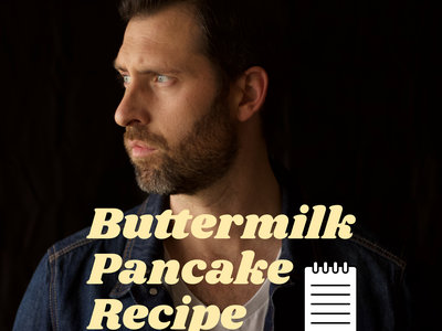 Secret Pancake Recipe + Signed CD main photo