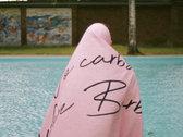 Ransom Note x Love International Beach Towel photo