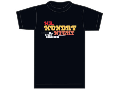 """MR. MONDAY NIGHT"" Retro-Soul T-Shirt main photo"